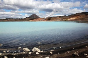 CENTRALE GEOTHERMIQUE islande