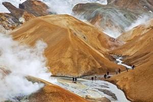 KERLINGARFJOLL islande
