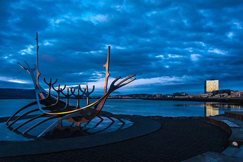 rekjavk-islande