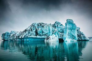 Jokulsarlon-Islande