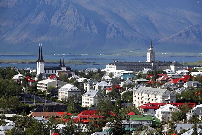 rekjavik-islande