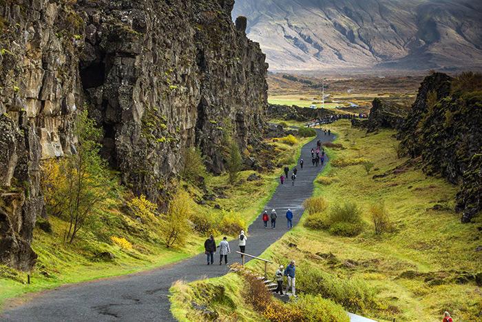 Thingvellir-islande